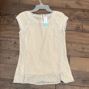 *Brand new* top from Stitch Fix pale pink